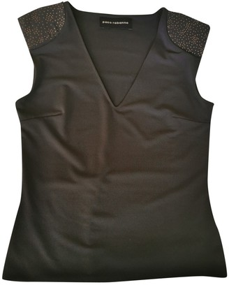 Paco Rabanne Grey Top for Women Vintage