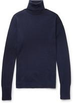 Officine Generale Nina Slim-Fit Merino Wool Rollneck Sweater