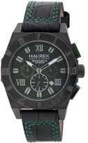Haurex Italy Men's 9N350UNV Challenger-R Chronograph Watch