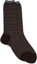 Antipast Women's Striped Mid-Calf Socks