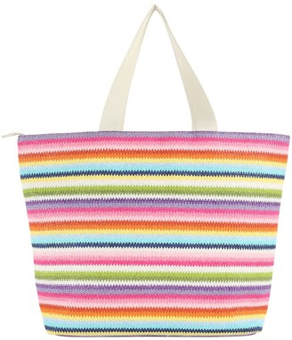 Mary And Marie Pty Ltd Surfer Paradise Rainbow Tote