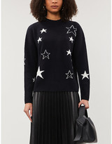 Rails Kana wool and cashmere knitted jumper