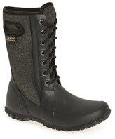 Bogs Girl's Cami Waterproof Lace-Up Boot