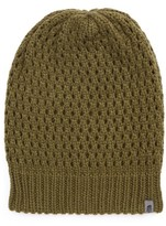 The North Face Women's 'Shinsky' Reversible Beanie - Green