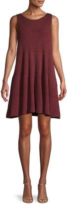 Free People Cotton-Blend A-Line Dress