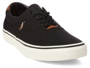 Polo Ralph Lauren Men's Thorton Mesh Low-Top Sneakers Men's Shoes