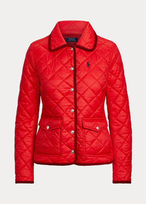 Ralph Lauren Cropped Barn Jacket