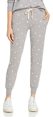 Alternative Star Print French Terry Joggers - 100% Exclusive