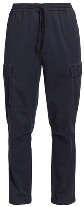 Officine Generale Jay Garment Dyed Cargo Pants