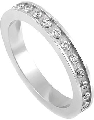 Carrera Y Carrera Hidden 18K 0.18 Ct. Tw. Diamond Ring