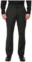 Perry Ellis Fine Stripe Flat Front Dress Pants