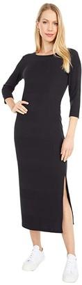 Roxy Honey Lips Dress (Anthracite) Women's Dress