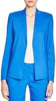 Elie Tahari Darcy Stretch Wool Blazer - 100% Bloomingdale's Exclusive