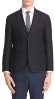 Thom Browne Men's 'Hector' Trim Fit Jacquard Sport Coat