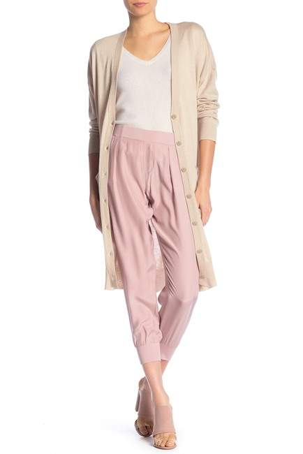 ATM Anthony Thomas Melillo Long Silk Blend Cardigan (Nordstrom Exclusive)