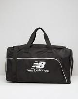 New Balance Medium Holdall Bag In Black