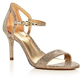 MICHAEL Michael Kors Simone Ankle Strap High-Heel Sandals