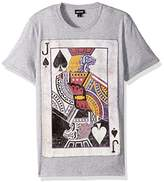 Just Cavalli Men's Jack Card Cavalli T-Shirt