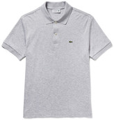 Lacoste - Slim-fit Cotton-jersey Polo Shirt