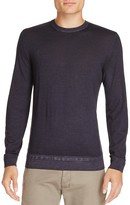 BOSS Baci Wool Silk Garment Dye Sweater