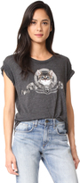 Wildfox Couture Silver Screen Kitten Tee