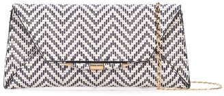 Aimee round large clutch