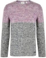 DKNY Tone Marble Knitted Jumper