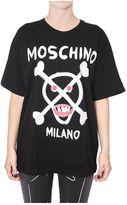 Moschino T-shirt A Manica Corta