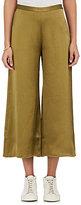 Simon Miller Women's Alder Silk Crop Pants