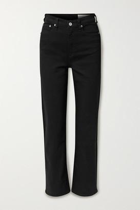 Rag & Bone Jane Super High-rise Straight-leg Jeans
