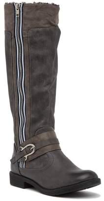 Zigi Stephany Faux Fur Lined Knee High Boot