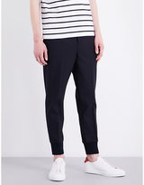 Neil Barrett Slim-fit Woven Trousers