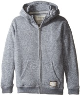 Quiksilver Keller Zip Fleece Top (Big Kids)