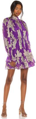HEMANT AND NANDITA Elea Mini Dress