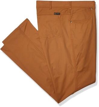 G.H. Bass & Co. Men's Big & Tall Big and Tall Hidden 5 Pocket Utility Pant