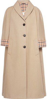 Miu Miu Oversized Coat