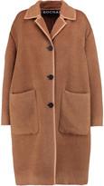 Rochas Alpaca and wool-blend coat