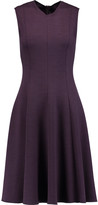 Joseph Dory pleated wool-blend dress