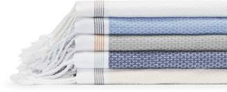 Coyuchi Mediterranean Organic Cotton Bath Sheet