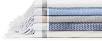 Coyuchi Mediterranean Organic Cotton Washcloth