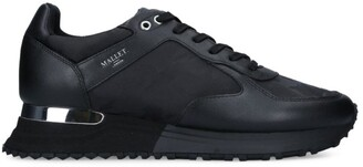 Mallet Lux Runner Midnight Camo Sneakers