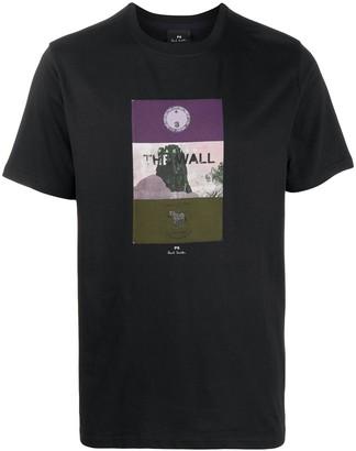 Paul Smith Facing The Wall crew-neck T-shirt