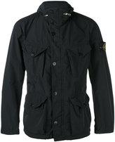 Stone Island multi-pockets lightweight jacket - men - Polyamide/Polyester - M