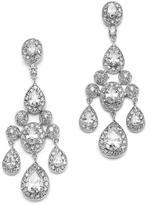 Boutique Cz Bridal Earrings