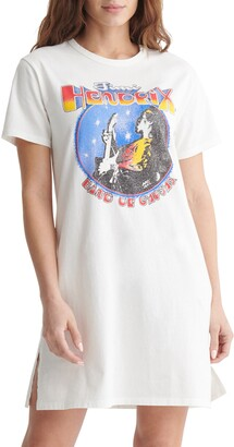 Lucky Brand Hendrix Graphic T-Shirt Dress