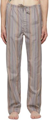 Paul Smith Multicolor Stripe Pyjama Pants