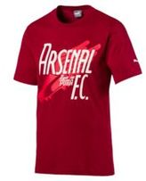 Puma Arsenal Graphic Shoe T-Shirt