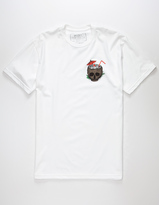 Riot Society Coconut Skull Mens T-Shirt