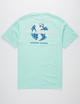 Diamond Supply Co. Worldwide Mens T-Shirt