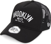 New Era Brooklyn Nets chainstitch snapback cap